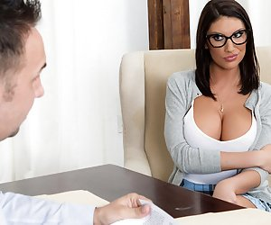 come forum busty boss licks her brunette secretary apologise, but, opinion